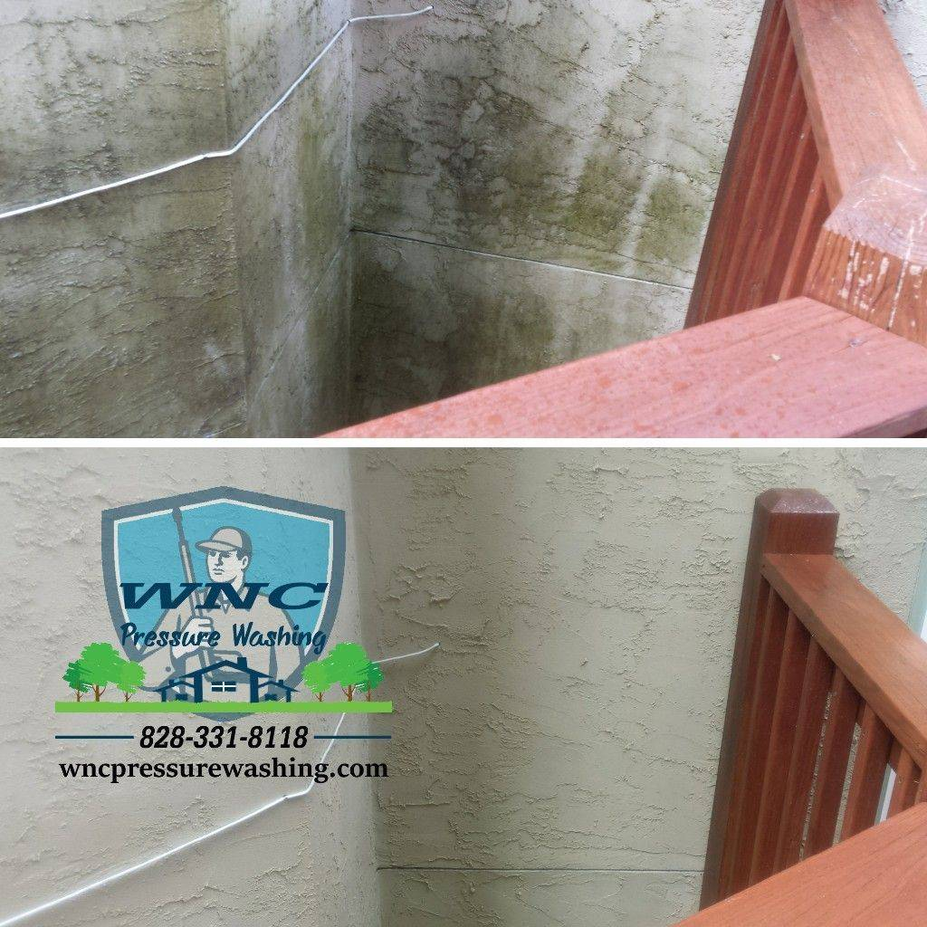 pressure washing Leicester NC