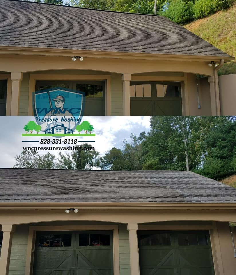 Roof Cleaning Cashiers NC