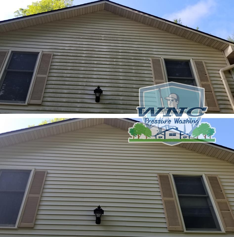 roof cleaning Avery Creek NC
